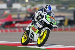Ajo, Moto3, Grand Prix of the Americas, 2014